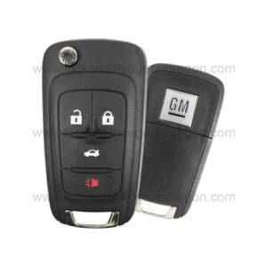 Strattec 2011 - 2017 GM PEPS Flip Key 4B Trunk - 5927057